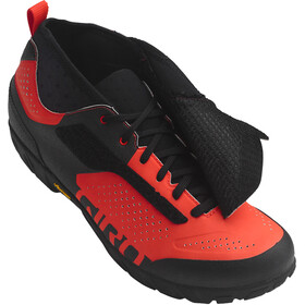 Giro Terraduro Mid Shoes Herren vermillion/black